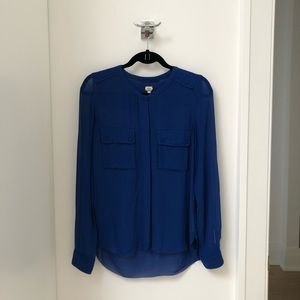 Wilfred Blouse from Aritzia. 100% Silk. Size XS.
